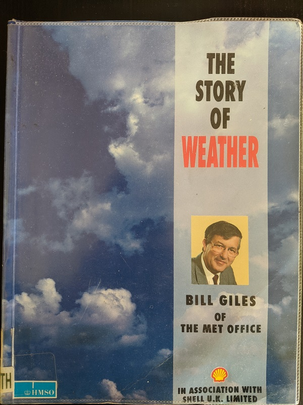 Story of Weather cover