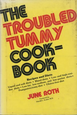 troubled tummy cookbook