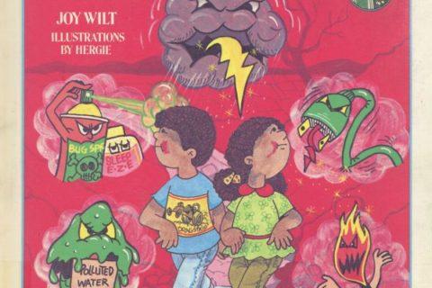 danger book cover