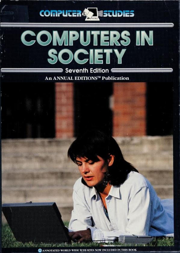 Computers in Society cover