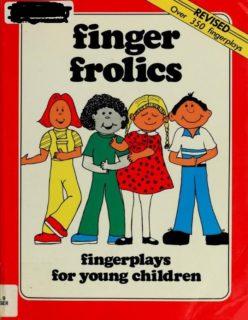 Finger Frolics cover