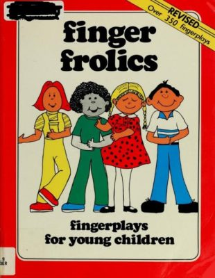 Finger Frolics cover