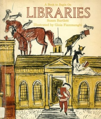 Libraries cover