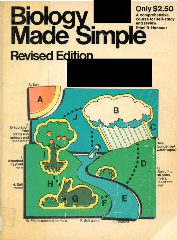 biology made simple cover