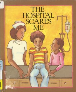 the hospital scares me cover