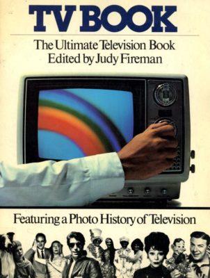 TV book cover