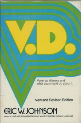 VD book cover