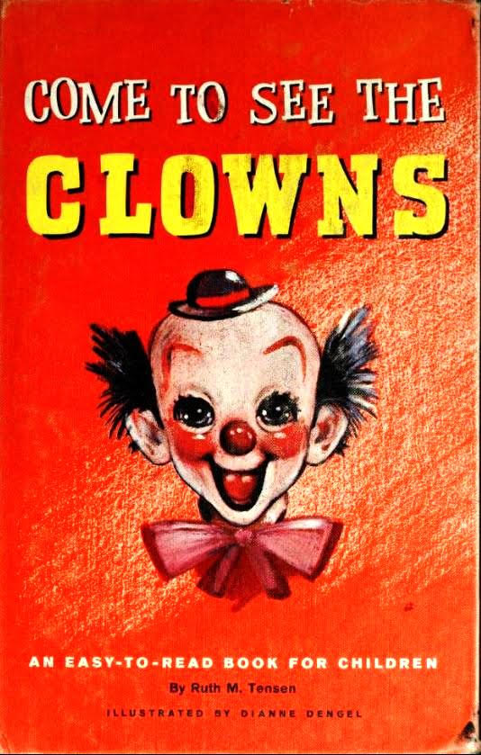 Come to see the clowns cover