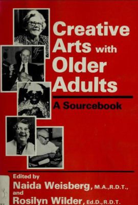 Creative Arts with Older Adults cover