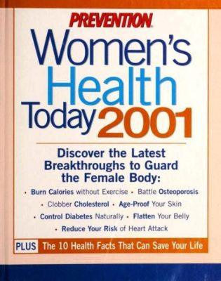 Women's Health Today cover