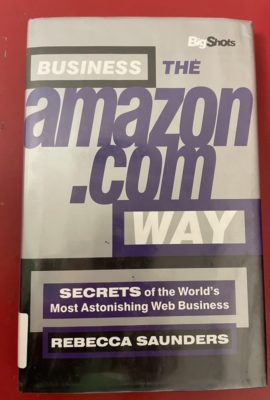 Business the Amazon Way cover