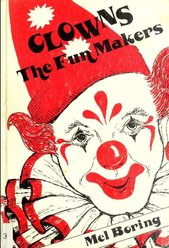 Clowns Fun Makers cover