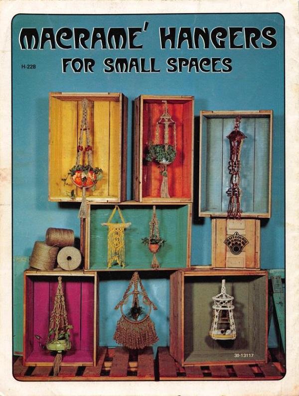 Macrame Hangers cover