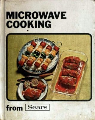 Microwave Cooking cover