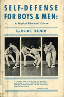 Self-Defence for boys and men