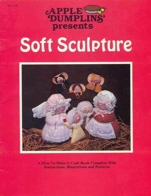 Apple Dumplings Soft Sculpture cover