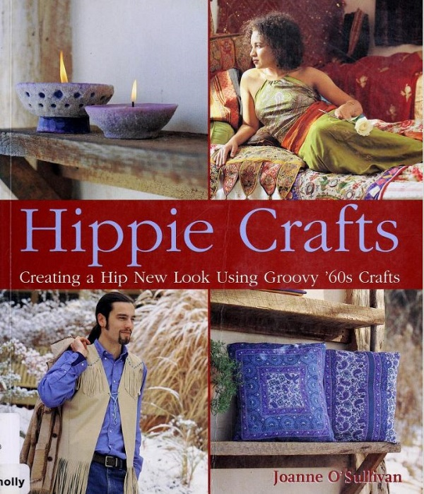 Hippie Crafts cover