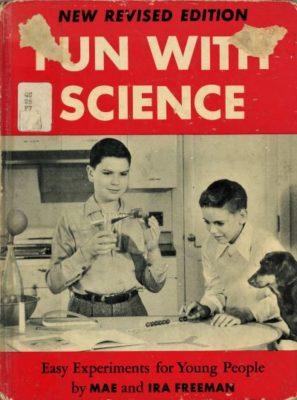 fun with science cover
