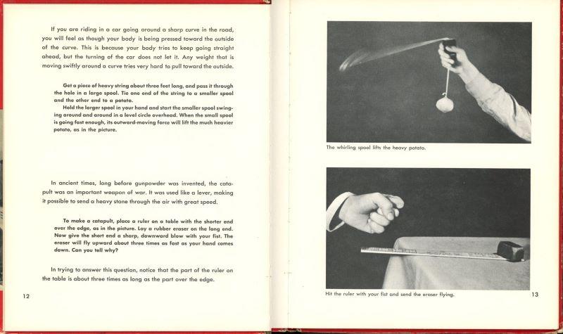 catapult experiment
