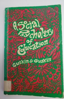 Social Psychology of Education cover