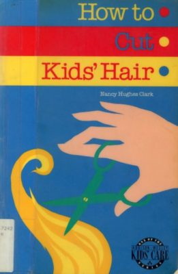 how to cut kid's hair cover