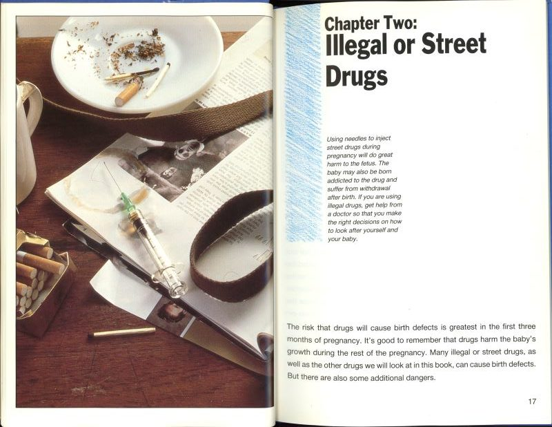 illegal or street drugs