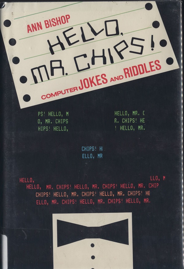 Hello Mr Chips cover