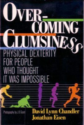 over-coming clumsiness cover