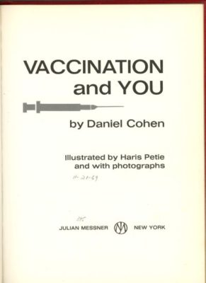 vaccination and you