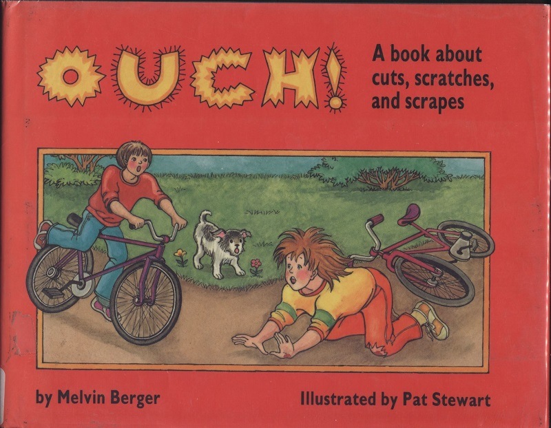 Ouch! cover
