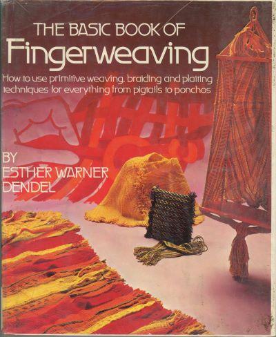 finger weaving cover