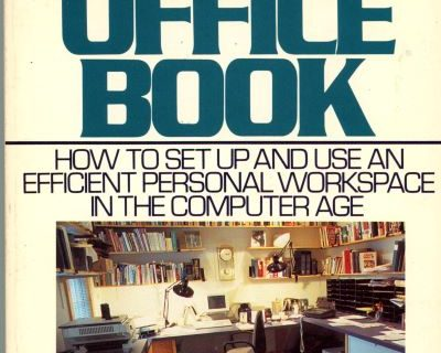 home office book cover