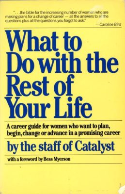 what to do with the rest of your life cover