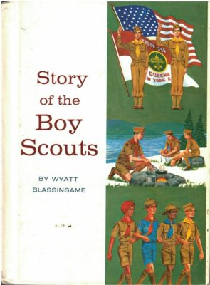 Boy Scouts cover